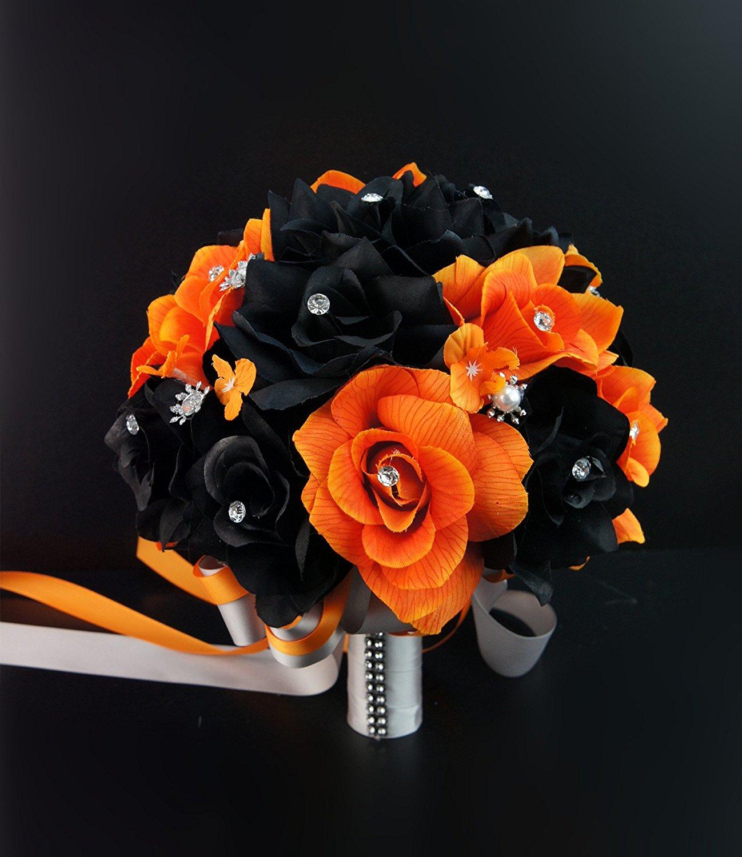 Cheap Black Orange Wedding, find Black Orange Wedding deals on line ...