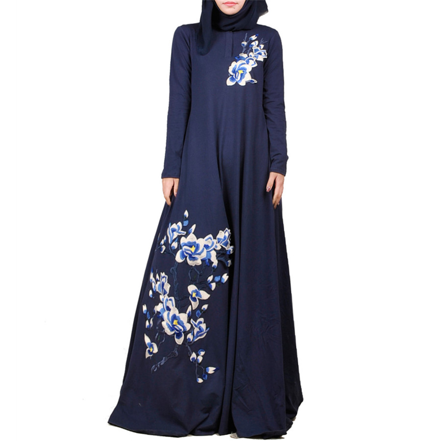Full of charm latest abaya designs