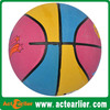 cheap high quality custom rubber basketball landle made