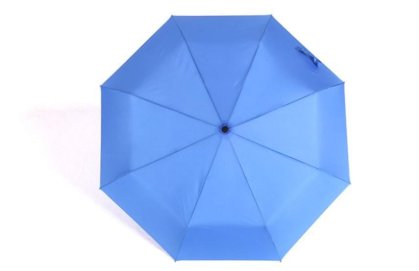 Business Men Women Automatic Folding Umbrella Compact Super Windproof  Anti-UV Rain Sun Umbrella Women Men Tri-folded Umbrella - us188 95bd8aca4c1