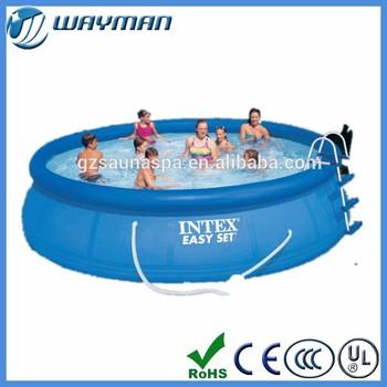 Bestway Dewasa Plastik Besar Kolam Renang Bingkai Logam Berenang Pool Intex Logam Persegi Panjang Bingkai Renang Buy Plastik Besar Kolam