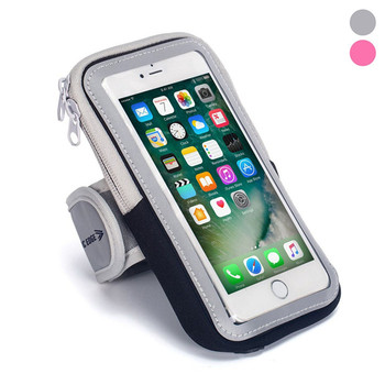 promo code 3ab4f 9323b Cell Phone Holder Case Arm Band Strap With Zipper Pouch Mobile Exercise  Running Workout For Iphone - Buy Neoprene Armband,Sport Armband,Running ...