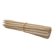 Best selling customized disposable barbecue skewers wooden , wooden appetizer picks for christmas