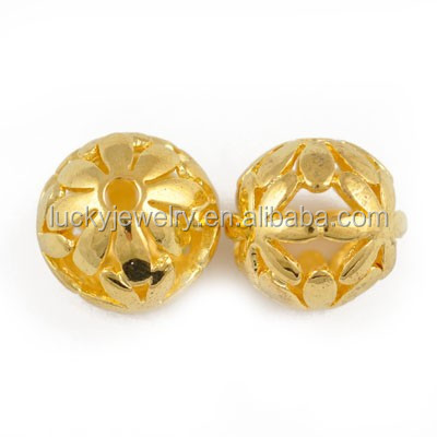 Fashion Jewelry Accessories Wholesale Sales Metal Gallery Beads