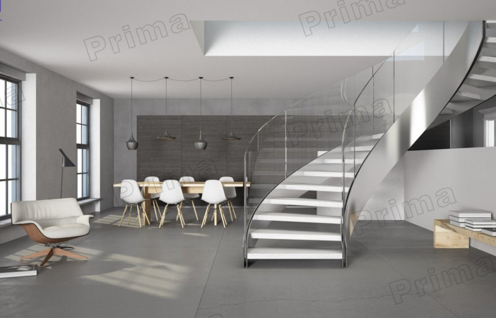 Metal Stringer For Straight Staircase Floating Staircase Buy Hight Quality