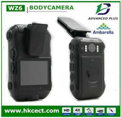 HD 1080P IR Night Vision Camera Person POV View Body Worn Camera 32GB