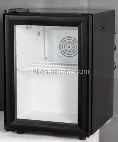 30 liter glass door mini bar fridge 30 liter glass door mini bar fridge suppliers and at alibabacom - Mini Fridge Glass Door