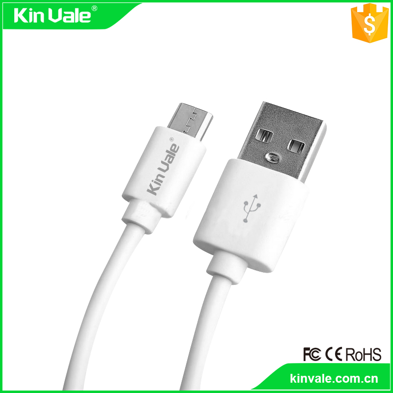 Fashion appearance micro usb cable both ends,micro usb cable woven