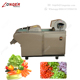 Stainless Steel Multi-functional Pepper Cutter Lettuce Shredding Machine Parsley Cutting Machine