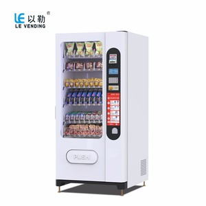 Self-service Pure Water Vending Machine LE201A