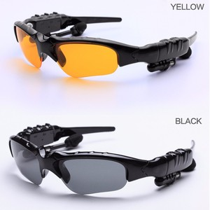 Driving Riding Listening music Mobile Eyewear Recorder Camera sunglasses fashion MP3 Sunglasses