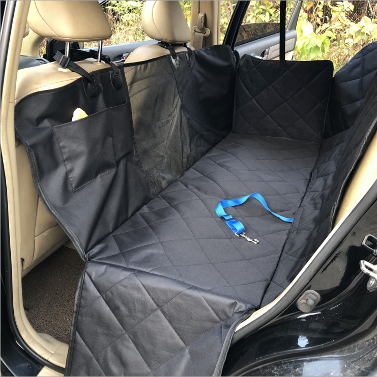CW-B-013  Car Trunk Pet Mat with Net