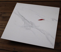 Matte and polished Calacatta Volakas White Artificial Marble porcelain tiles 600x600, 800x800