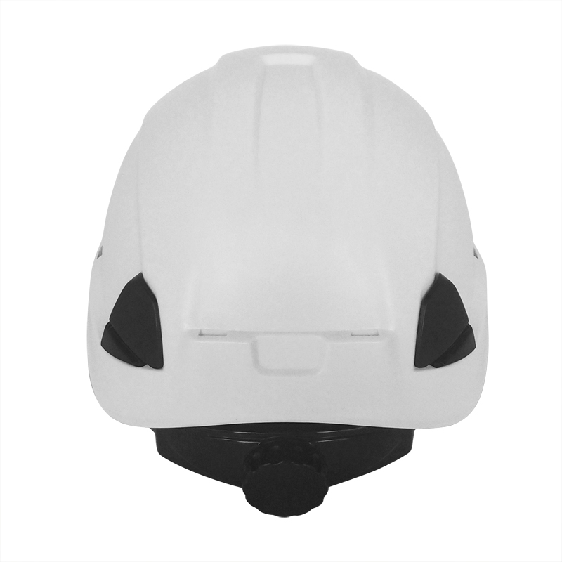 Direct-factory-price-White-Arborist-Safety-Helmet