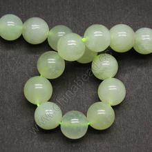 Smooth round 10mm stone bead gemstone color dyed jade beads