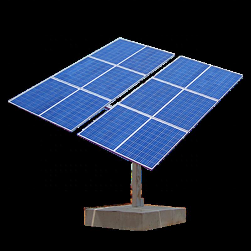 3 6kw Dual Axis Solar Tracker Rotating Solar Panels Cost - Buy Dual Axis  Solar Tracker Rotating Solar Panels Cost,Solar Tracker Rotating Solar  Panels