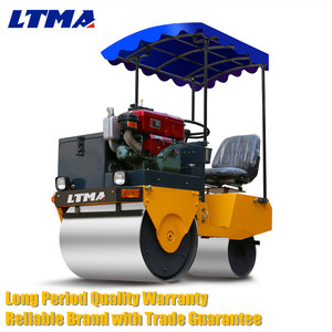 LTMA brand best condition 1 ton small road roller for sale