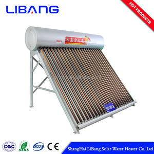 Best Selling 1005l split pressurized collector/geyser solar water heater for africa