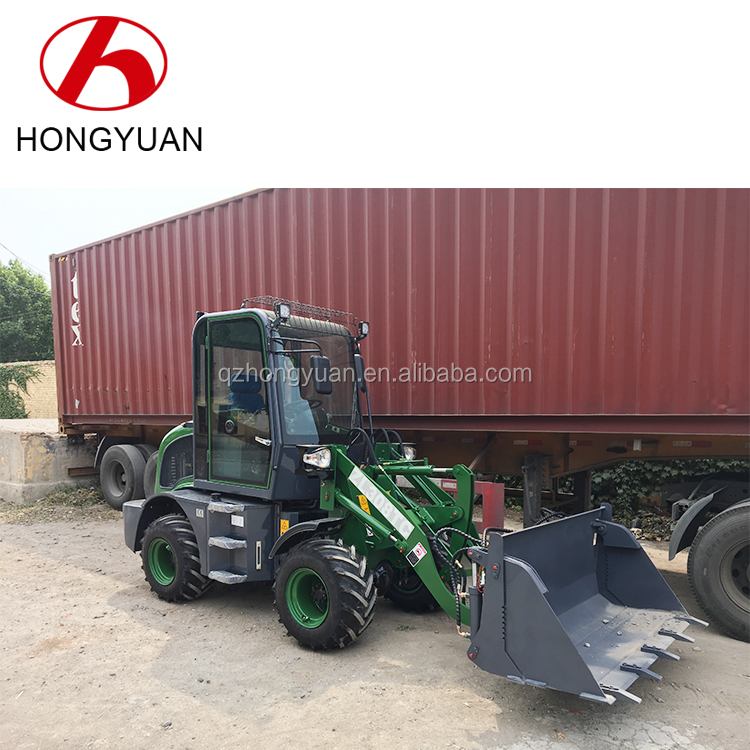 China loaders manufacturer 0.8 ton backhoe loader hydraulic hammer