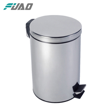 Fuao Wholesale Manufacturers Kitchen Trash Can With Lid Buy