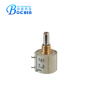 20 turn potentiometer 100ppm, 5%, 2w, 30k ohm 7286 BOCHEN