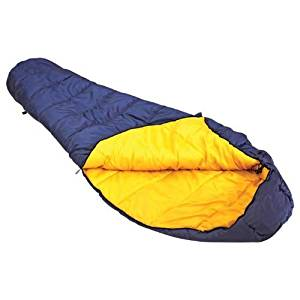 Ledge Sports Deep Creek +25 F Degree Classic Mummy Sleeping Bag (84 X 32 X 20, Blue) by Ledge