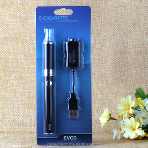 Huge Vapor Starter Kit Newest EVOD MT3 Start Kit 1100mah battery OEM your logo