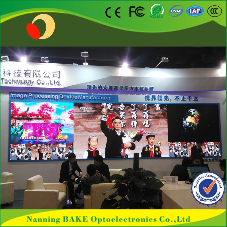 Indoor P3 P5 rental light weight seamless led display screen monitors