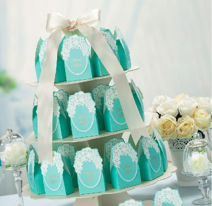 Tiffany Blue Wedding Decoration Ideas: Popular Tiffany Blue Weddings-Buy Cheap Tiffany Blue