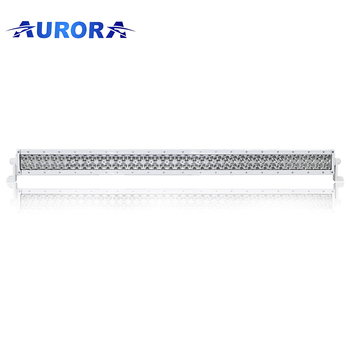 "Aurora Widest Farthest Brightest 50"" Led Bar 3W&10W Hybrid Automotive Led Lights auto parts"