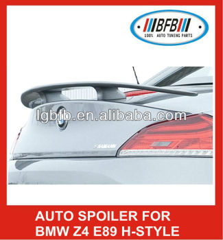 Auto Rear Boot Spoiler Wing H Style For Bmw Z4 E89 2009