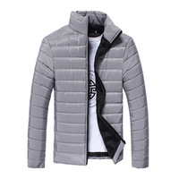 or20553a EBAY amazon solid color cotton garments fashion autumn winter men's clothing warm warm hot man coat