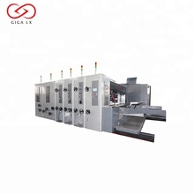 LX-308N Flexo Printing Pizza Box Making Machines Corrugated Box Manufacturing Machine Price