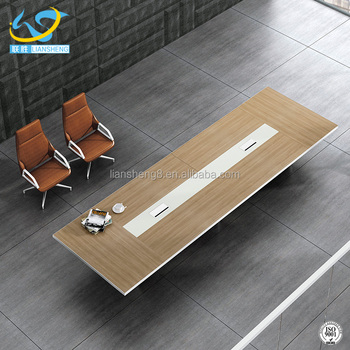Good Quality Modern Conference Table Meeting Table Wholesale - 20 person conference table