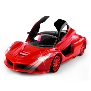 Hot Sale rc Red / Orange Sports Toy Car Remote Control for Kids
