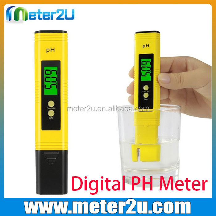 a ph meter measures of ph testing with factory price