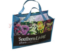 customized pp woven shopping bag with laminated /pp woven bag with pe liner /kraft paper laminated pp woven bag