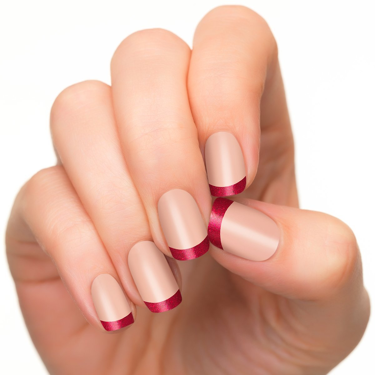 Cheap French Manicure Red Tips, find French Manicure Red Tips deals ...