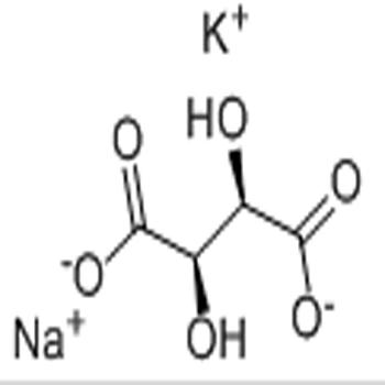 カリウム ナトリウム 酒石酸