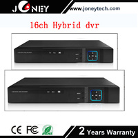 4 / 8 / 16 ch CCTV Camera System support 3G wifi P2P Manual Standalone Hybrid AHD DVR H 264