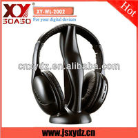 For PC DVD TV use top quality cheap wireless headset