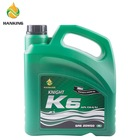 HANKING KNIGHT K6 Engine Oil 20W50 4L*4 Synthetic API CH-4/SJ Lubricant Oil
