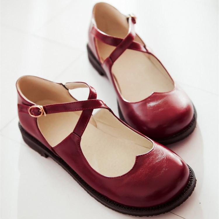 Kawaii Shoes Size