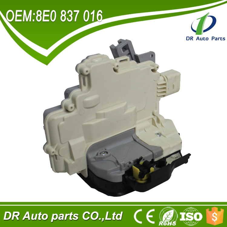 Car Door Lock Actuator For Audi A4 / S4 Central Locking System Oem ...