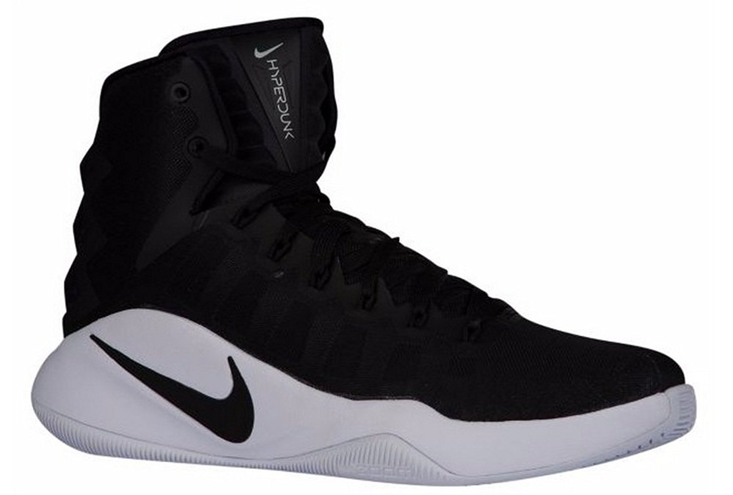Nike Men s Hyperdunk 2016 TB Basketball Shoes 844368 001 Black Size 13.5 87d38b36a