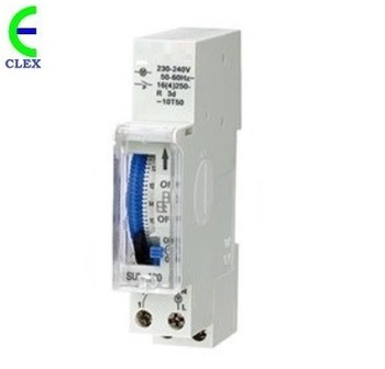 Sul180a Mechanical Timer/time Relay/time Switch - Buy Omron Time Delay  Relay,Time Delay Relay 220v,Time Delay Relay Product on Alibaba com