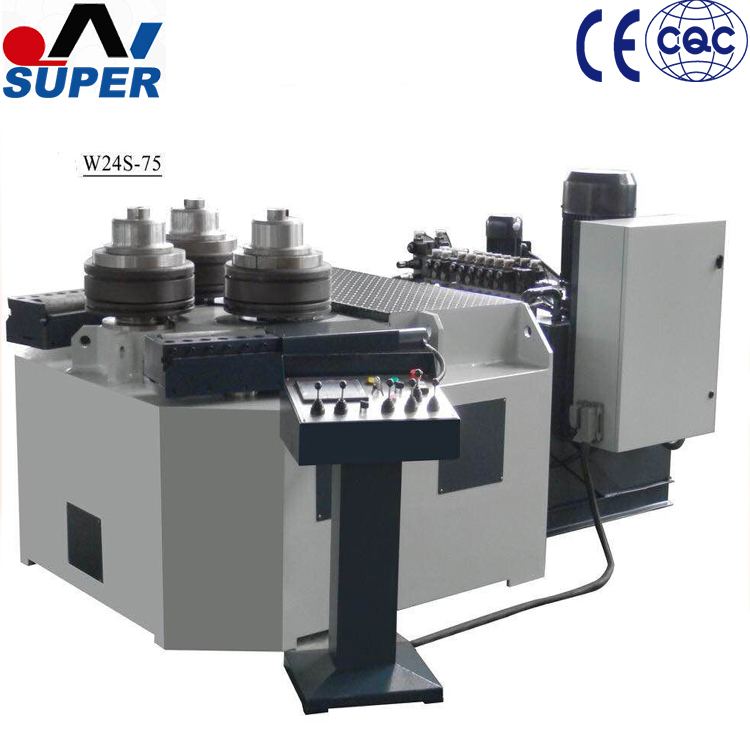 Cost Effective Top Selling Manual Types Profile Bending Roll Machine