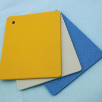 Environment friendly ABS plastic plate