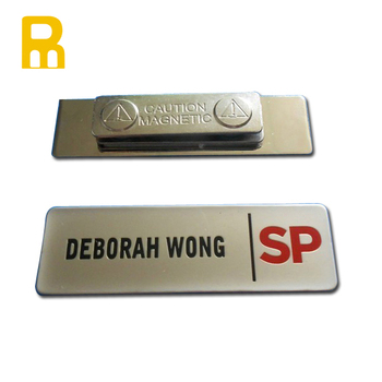 Best Selling Custom Logo Cheap Blank Metal Name Tag - Buy Metal Name  Tag,Name Tag,Metal Blank Name Tags Product on Alibaba com