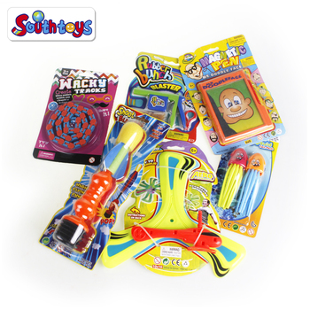 different price grade of plastic promotion toy for kid